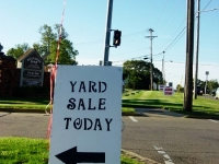 Walk-About Yard Sale 2012